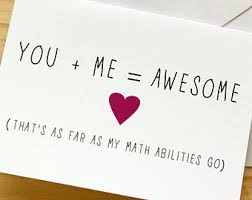 nerdy s day cards you me awesome math nerdy anniversary s