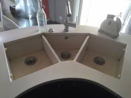 Triplebowl Kitchen Sink All Architecture And Design Manufacturers - Triple sink kitchen