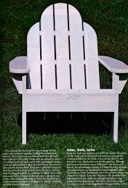 Rocking Adirondack Chair Plans Adirondack Rocking Chair Plans U2022 Woodarchivist