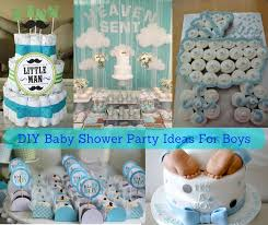 baby shower ideas for boys diy birthday decorations for baby boy image inspiration of cake