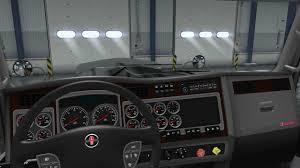 all kenworth trucks kenworth w900 interior exterior rework american truck simulator