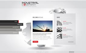website design 44296 industrial company manufacturing custom