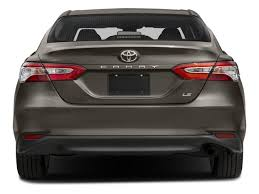 toyota camry trunk 2018 toyota camry le in madison wi madison toyota camry smart