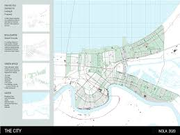 City Park New Orleans Map Marleen Davis Utk College Of Architecture Design