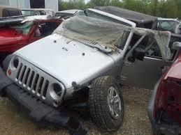 jeep rubicon silver 2007 wrangler 2 door silver