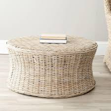 Overstock Ottoman Storage by Safavieh Ruxton Natural Unfinished Accent Ottoman Fox6530a The