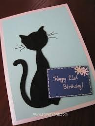 black cat birthday pop up card malaysia wedding invitations
