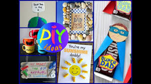 45 diy father u0027s day crafts for kids gift ideas for dad youtube