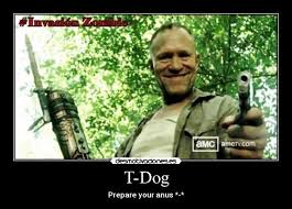 T Dogg Walking Dead Meme - memes de the walking dead im磧genes taringa