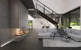parter domu z otwartym salonem wersja 2 freelancers 3d