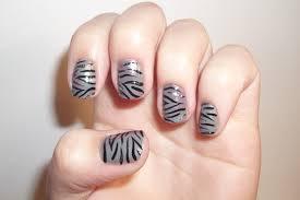 50 classy gray nail art design ideas