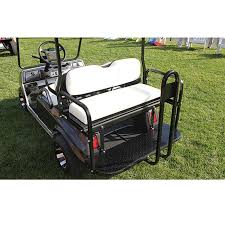 golf cart safety grab bar golf cart rear seat safety grab bar