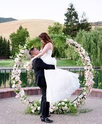 wedding arch decoration ideas 2017 stylish circle ceremony arch décor ideas ceremony