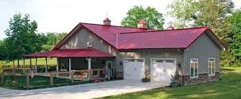 pole barn home interiors metal barn house krowds co