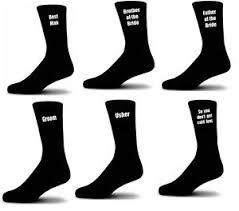 Best Man Socks Black Luxury Cotton Rich Wedding Socks Groom Best Man Usher Ebay