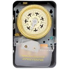 Intermatic Timers Dimmers Switches U0026 by Intermatic T2000 Series 20 Amp 7 Day Compact Mechanical Time