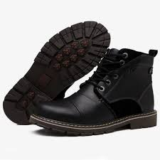 brown motorcycle boots for men aliexpress com online shopping for electronics fashion home