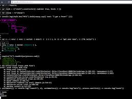 node js how to run node js apps in the browser cloudboost