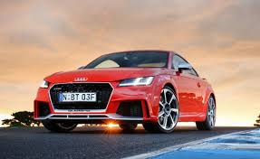 audi ute 2017 audi tt rs track review audi u0027s wild child lets its hair down