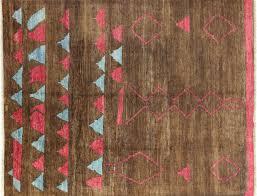 8 x 10 oriental navajo design modern moroccan rug