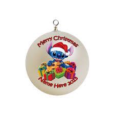 lilo and stitch ornament 1