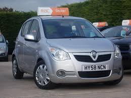 vauxhall anglia used vauxhall agila 2008 for sale motors co uk