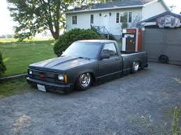 chevy truck with corvette engine canadian auto for sale pin 87 chevy s10 truck bagged