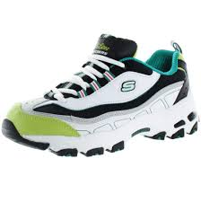 skechers d lite women u0027s fashion sneakers shoes ebay