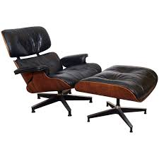 Lounge Chair And Ottoman Eames by Charles And Ray Eames 670 671 Lounge Chair And Ottoman At 1stdibs