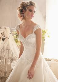 detachable wedding dress straps gown empire tulle lace wedding dress with