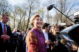 Clinton Estate Chappaqua New York New York Primary Highlights And Analysis The New York Times