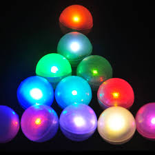small christmas lights battery operated rgb floating led pool light 180 pieces lot battery operated