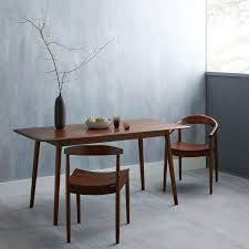 kitchen and dining furniture best 25 elm dining table ideas on pendant