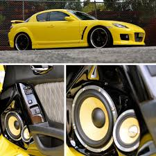 rx8 car focal rx8 by stylyn car audio u2013 focal car audio