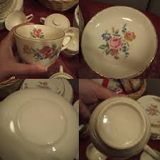 grandmother s bone china u s a marked china