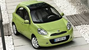 nissan green nissan micra 2011 youtube