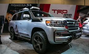 land cruiser toyota toyota land cruiser trd concept photo gallery car and driver