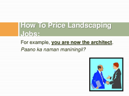 How To Price Landscaping Jobs by Landscape Costing