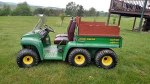 john deere gator 6x4 motorcycles for sale