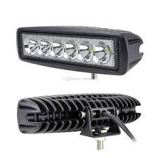 Best Led Offroad Light Bar by 6 U0027 U0027 Inch Mini 18w Led Light Bar Ip67 4x4 4wd Tractor Car Atv Spot
