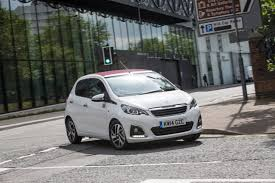 is peugeot a good car peugeot 108 uk colour guide 2017 carwow