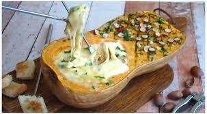 cuisiner une courge butternut fondue à la courge butternut la cuisine gourmande de deldel