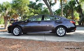lexus es300h car revs daily com 2015 lexus es300h review 40