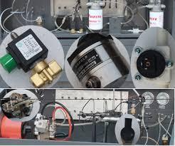 Bosch Diesel Fuel Injection Pump Test Bench Test Bench 618a Bosch Delphi Denso Siemens Injector Pump
