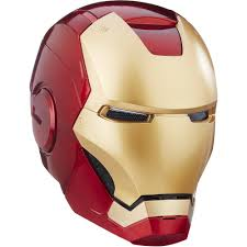 Iron Man Home by Marvel Legends Iron Man Electronic Helmet Home Room Decoration
