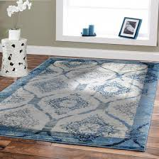 Soft Area Rug Premium Soft Area Rugs For Living Room 5x7 Under150 Blue Dining