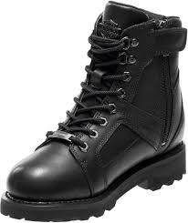 waterproof motorbike boots harley davidson women u0027s everton 6 in fxrg waterproof motorcycle