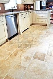 floors tiles for kitchen small square island cost of solid surface