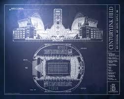 what size paper are blueprints printed on centurylink field seattle seahawks ballpark blueprint ballpark