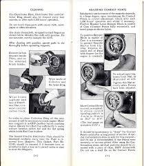 eisemann gv 2q magneto manual caterpillar diesel starting motor